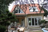 Sanierung eines Einfamilienhauses in Oggersheim
