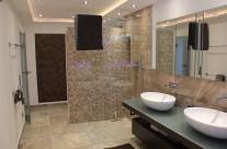 Neugestaltung eines Badezimmers