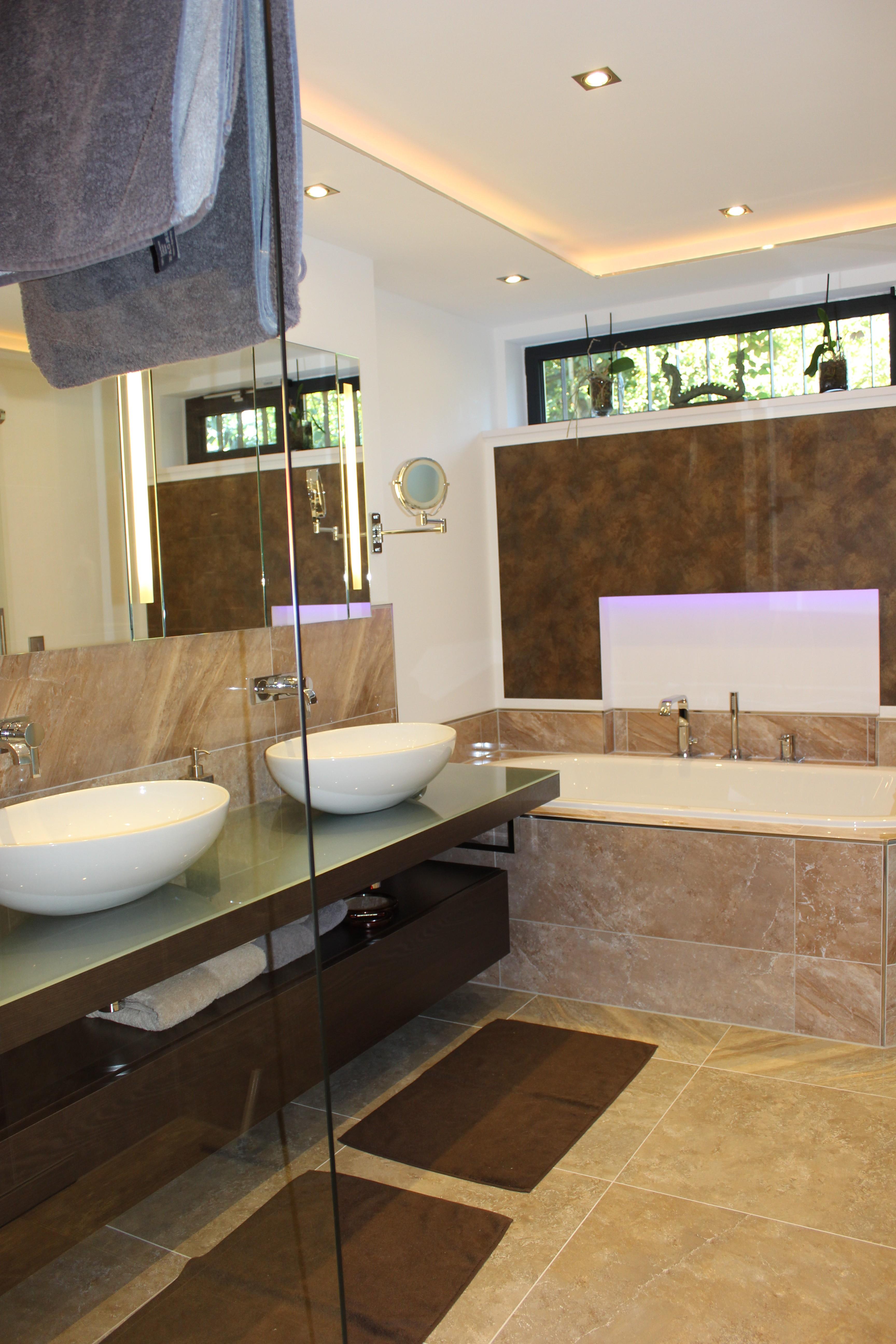 Neugestaltung eines badezimmers petra meyer architektin for Gestaltung eines badezimmers