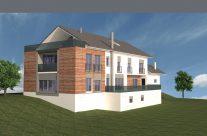 Aktuelles Projekt – Aufstockung und Erweiterung eines Einfamilienhauses in ein Mehrgenerationenhaus